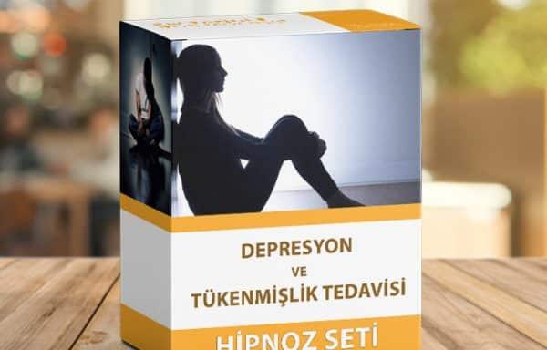 Depresyon Tedavisi için Hipnoz Seti